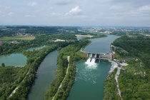 Kleinkraftwerk an der Steyr