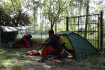 Tiber Camping Roma.