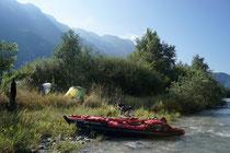 Camp am Tiber.