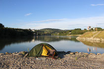 Camp an der Donau