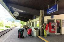 Tourende in Ebensee