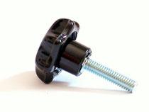 Sterngriff DIN 6335 mit Schraube