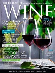 Salo in Gourmet Traveller Wine