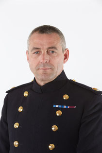 Major Jason Griffiths