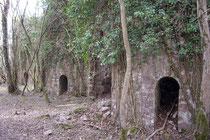 Les sentiers du fer du LARLA depuis ARROSA