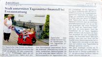 Artikel Amtsblatt