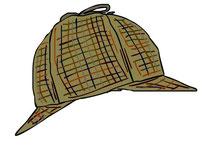 letzter Rabatt großartige Qualität Super süße Sherlock Holmes Mütze - Hut Lambrecht