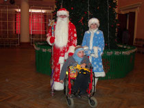Weihnachtsfeier in der Assoziatiin
