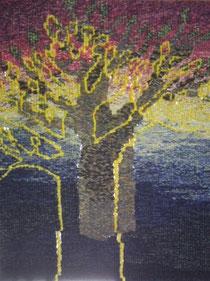 生命の樹 54×71cm