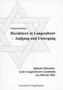 Das Titelbild des Buches zeigt den Davidstern