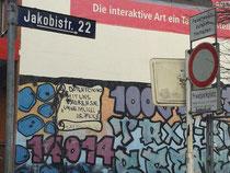 """Taxi-Ruf Werbung: """"Mit uns fahren Sie unheimlich heimlich"""""""