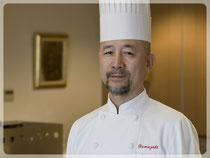「レストラン山崎」オーナーシェフ