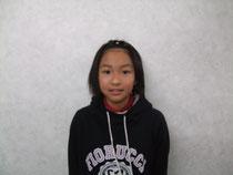 2010年度第2回実用技能英語検定で3級に合格した 河西 稜子さん(当時小6)