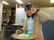 レッスン後のKyoko ちゃん