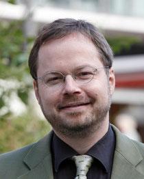 Comicoskop-Herausgeber Martin Frenzel