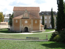 poitiers, baptisterium