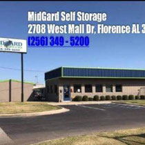 Choose MidGard Florence AL for affordable storage needs including supplies!
