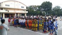 第1回 WINBARI CUP5年生大会