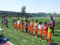 全日本少年サッカー大会13B予選