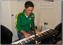 Giovanissimo tastierista