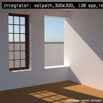 Volumetric Pathtracer(Extended)