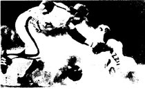 The Mets' Lee Mazilli is tagged out by Larry Bowa after being picked off.