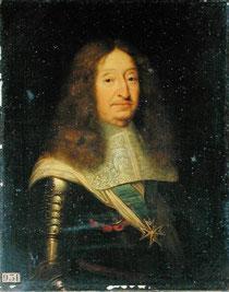 César de bourbon-Vendôme, par Pierre Mignard