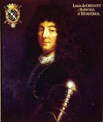 Louis de Crevant, maréchal d'Humières