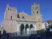 Monreale Cathedral, famous in the world