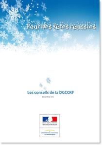 Le guide de la DGCCRF pour des fêtes réussies