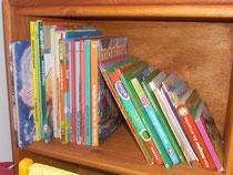 Rangement des livres