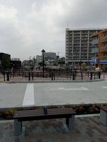 20210330 世田谷代田駅前広場