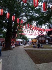 20190921 代田八幡神社