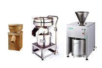 新光食品機械・東海リザーブ・三幸機械社製品