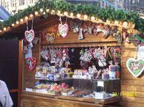 Gingerbread House-German Christmas Market Edinburgh