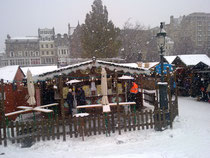 Beer Bar-German Christmas Market Edinburgh