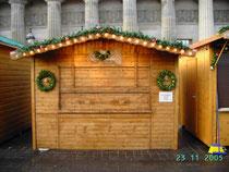 Sausage House-German Christmas Market Edinburgh