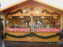 Fine Food-German Christmas Market Edinburgh