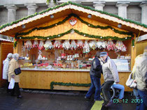 Candy Store-German Christmas Market Edinburgh
