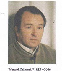 Wenzel Drliczek ca. 1975