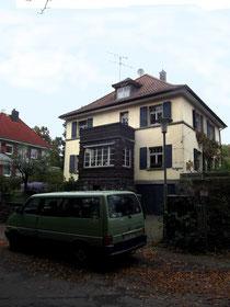 Haus von Dr. Glogner am Ramsberg
