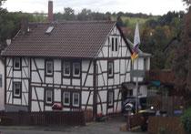 Haus der Fam.  Hermanski am Hainberg (heute)