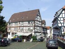 Kleines Cafe Göbel am Marktplatz