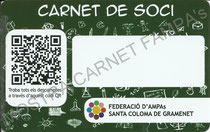 Mostra Carnet FAMPA's