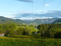 Blick vom Giglberg