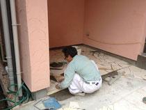株式会社スペース・ラボでは住宅の外構工事を行います。