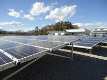 那須へ太陽光発現場見学会