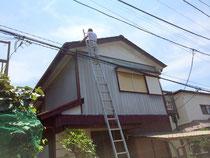 瓦屋根調査