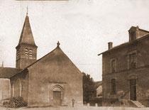 Eglise de Sennevoy