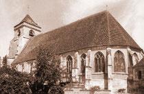 Eglise Notre-Dame à Ouanne